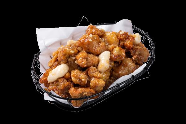 허니갈릭 치킨강정